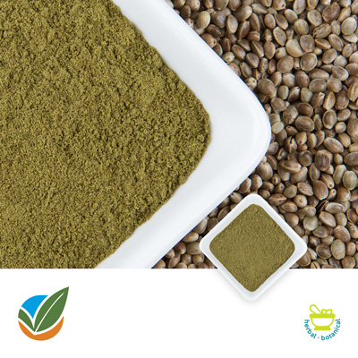 Conventional Hemp Powder 50% by Hemp Production Services