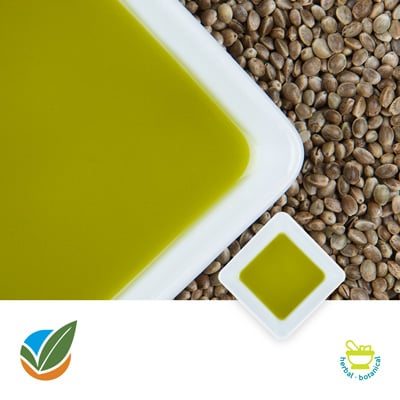 Conventional Hempseed Oil by Hemp Production Services