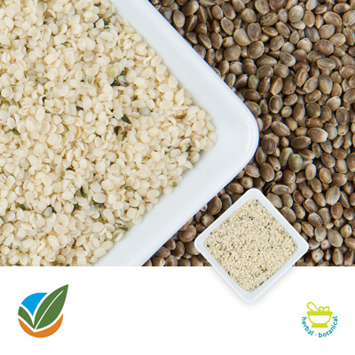Conventional Hulled Hempseed by Hemp Production Services
