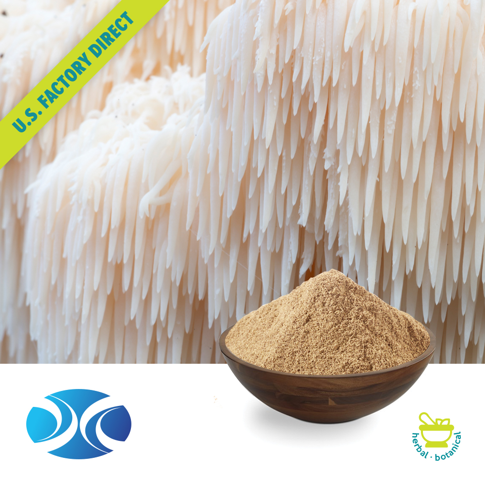 Lion's Mane Mycelium Extract by Xindu Bio-Tech, Llc
