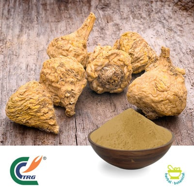 Maca Extract 10:1 by TRG