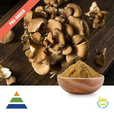Maitake Mushroom Extract 30% Polysaccharides UV by KS Nutripharma