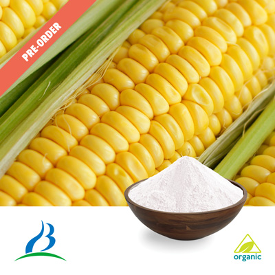 Maltodextrin DE10-15 (Organic) by Baolingbao Biology Co., Ltd