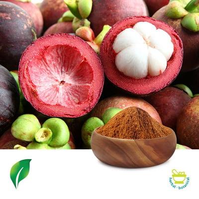 Mangosteen PE 7.78% Polyphenol by Changsha Sunnycare Inc
