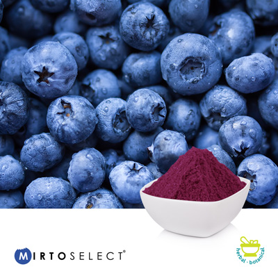 Mirtoselect® (Bilberry Extract) by indena