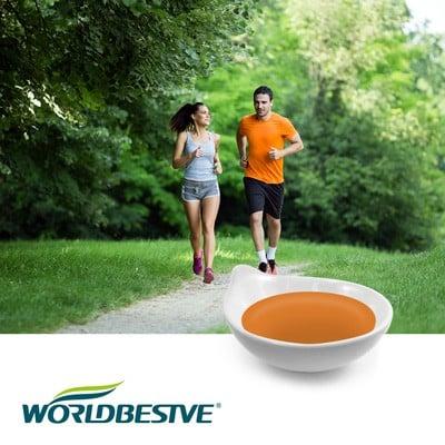 Mixed Tocopherol 70% Oil by Zhejiang Worldbestve Biotechnology Co., Ltd