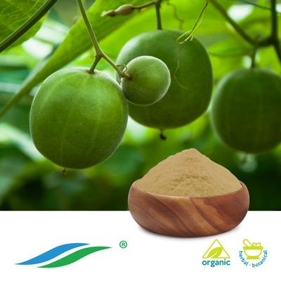 Organic Monk Fruit Extract 25% Mogrosides V by Hunan Nutramax Inc.