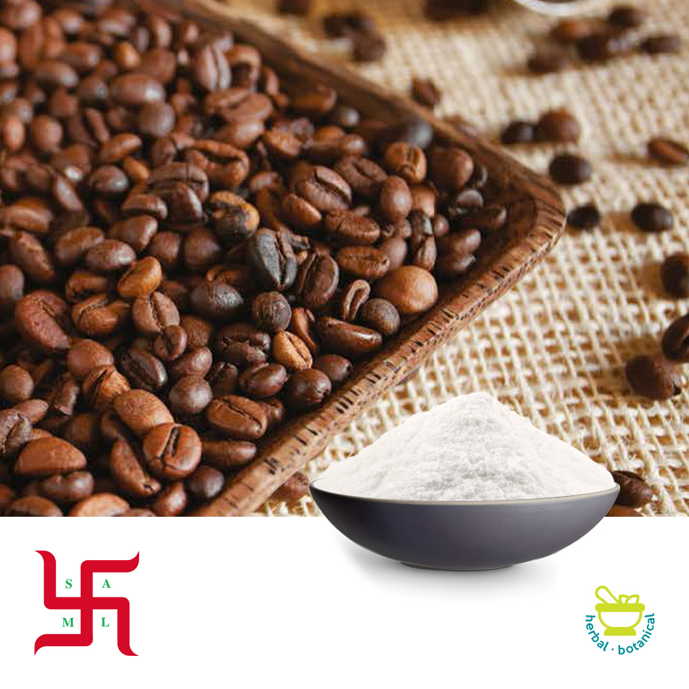 Caffeine Anhydrous (From Coffee) by Shri Ahimsa Mines And Minerals Ltd