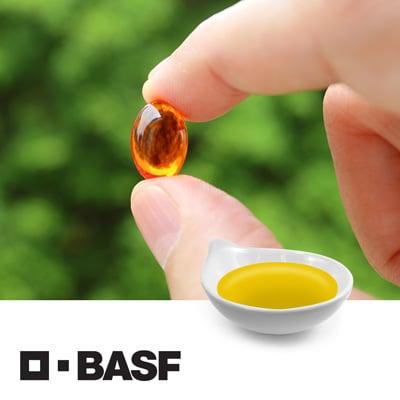30% Natural Beta-Carotene in Olive Oil by BASF