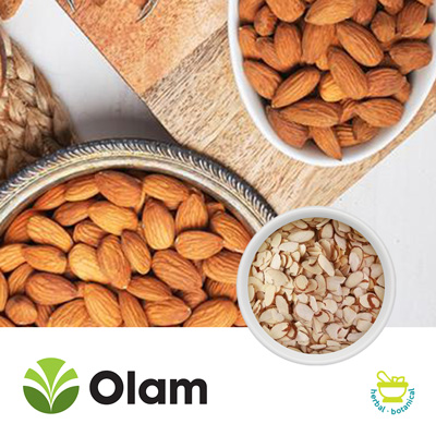 Natural Sliced Almonds by Olam