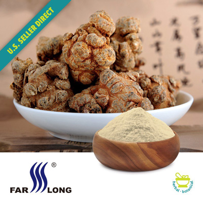 Panax Notoginseng Ultrafine Powder by Farlong Pharmaceutical