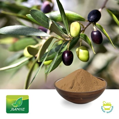 Olive Leaf P.E. 20% Oleuropein by Shaanxi Jianhe Bio-Technology Co., Ltd