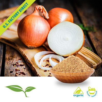 Onion Powder (Organic) by American Botanicals