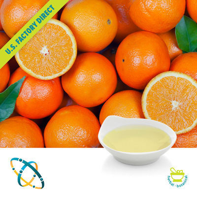 Orange Juicy Fresh Flavor by Cvista, Llc