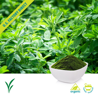 Organic Alfalfa Powder by Us Greens