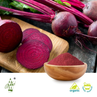 Organic Red Beet Root Powder by Qimei Industrial Group Co.,Ltd