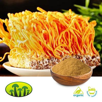 ORG Cordyceps militaris Powder by Zhejiang Biosan Biotech Co., Ltd.