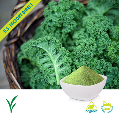 Organic Kale Powder by Us Greens
