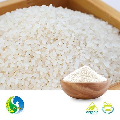 Organic Rice Protein 80% 300 Mesh by Panjin Hetian Food