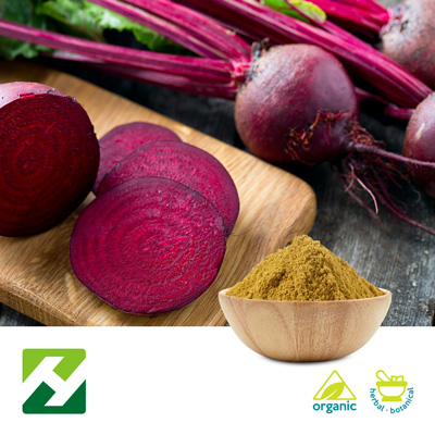 Organic Beet Root Extract 4:1 (25kg Drum) by Organic Herb Inc.