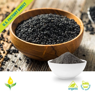 Organic Black Cumin Seed Nutri-Pwd by Botanic Innovations Llc