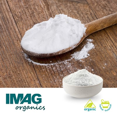 Organic Blue Agave Inulin Powder by Imag Organics