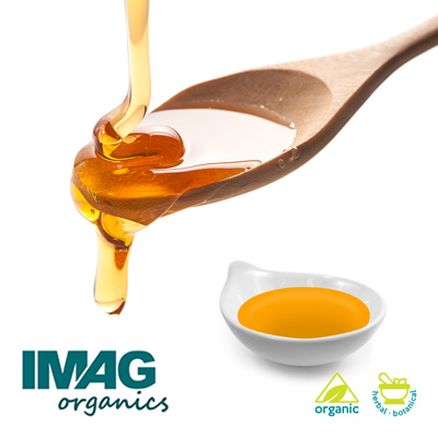 Organic 100% Blue Agave Syrup by Imag Organics