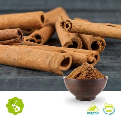 Organic Cinnamon Powder by Hunan Essence Biotech Co.Ltd