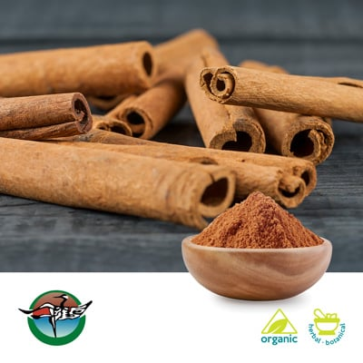 Organic Cinnamon Powder by Ningbo Traditional Chinese Pharmaceutical Corp.