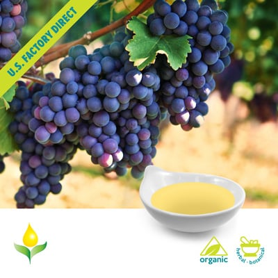Organic Grape Seed Oil by Botanic Innovations Llc