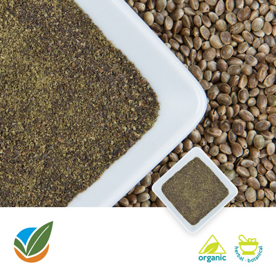 Organic Hemp Powder 33% by Hemp Production Services