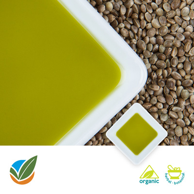 Organic Hempseed Oil by Hemp Production Services