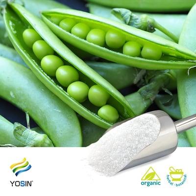 Pea Fiber (Organic) by Yosin Biotechnology(Yantai)Co.,Ltd.