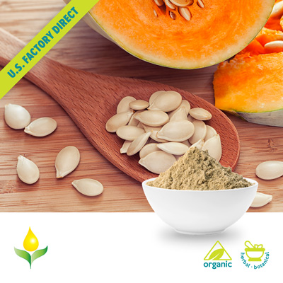 Organic Pumpkin Seed Nutri-Powder by Botanic Innovations Llc