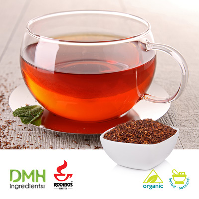 Organic Rooibos (Fine Cut) (TBC) by DMH Ingredients/Rooibos