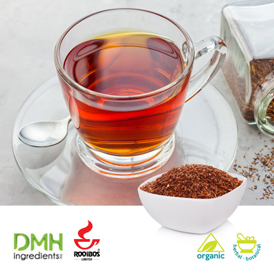 Organic Rooibos Superior (Short Cut) by DMH Ingredients/Rooibos