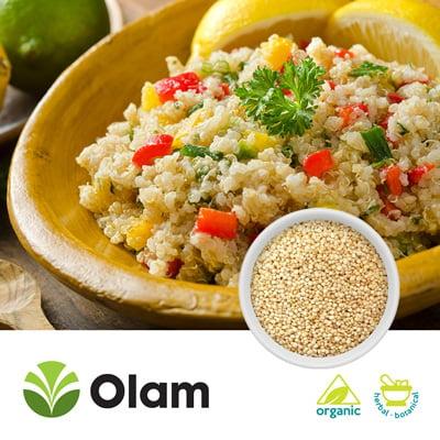 Organic White Quinoa by Olam