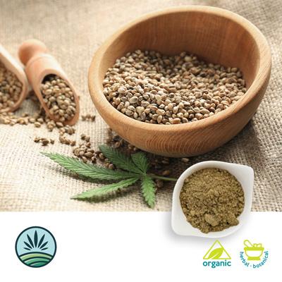 Organic Hemp Powder 50% by Blue Sky Hemp Ventures
