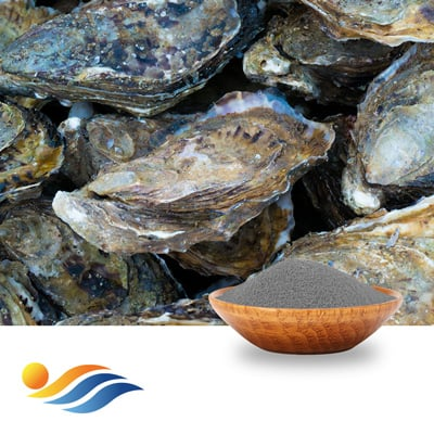 Calcium Carbonate Granular DC from Oyster Shell by Penglai Marine