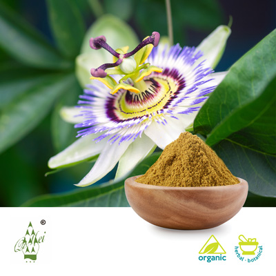 Organic Passion Flower Extract 4:1 by Qimei Organic