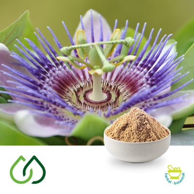 Passion Flower 4:1 Dry Extract by Plantex