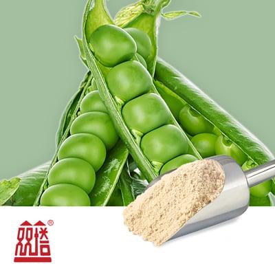 Pea Protein 80% by Yantai Shuangta Food Co.,Ltd
