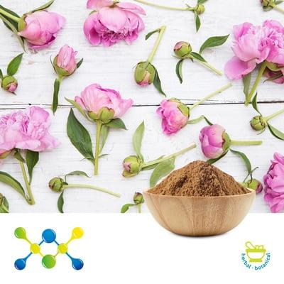 Peony Extract 8% Paeoniflorin (Irradiated) by Shaanxi Undersun Biomedtech Co., Ltd