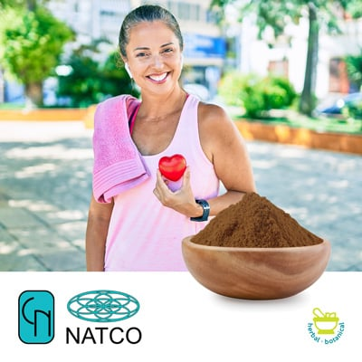 Persimonal™ (Persimmon Leaf Extract Powder) by NATCO