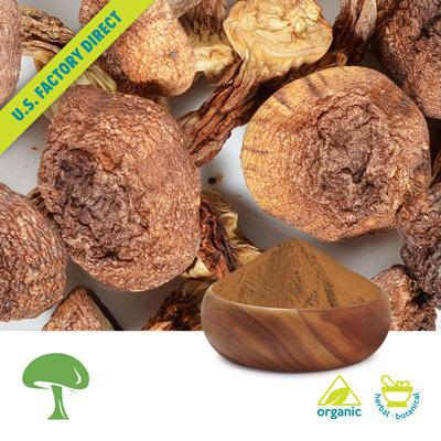 Organic Agaricus blazei by Aloha Medicinals