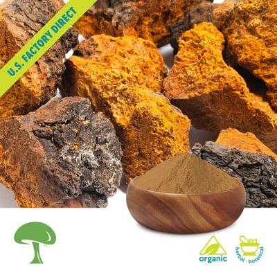Organic Chaga by Aloha Medicinals