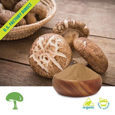 Organic Shiitake by Aloha Medicinals
