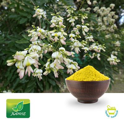 Quercetin Anhydrous 91%~102% HPLC Granular by Shaanxi Jianhe Bio-Technology Co., Ltd