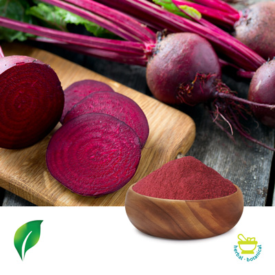 Red Beet Root Juice Powder by Sunnycare