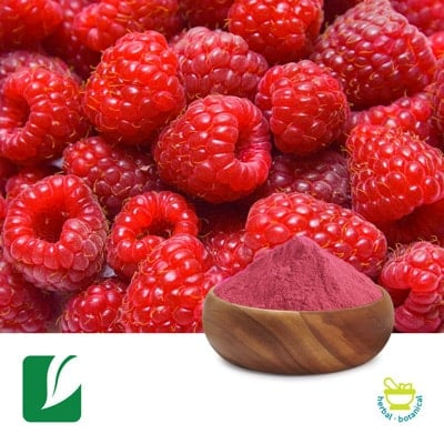 Raspberry Fruit Powder by Longze Biotechnology